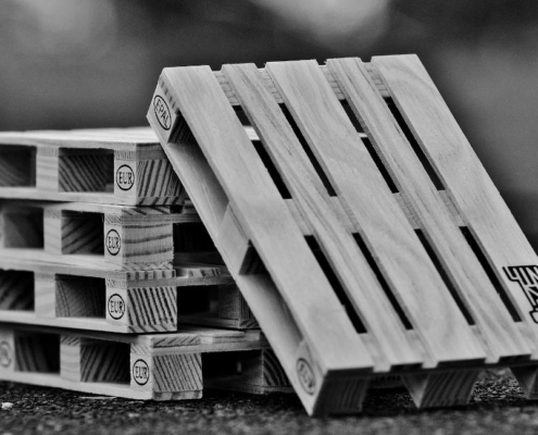 Burn-out centrum De Vallei - Werkgever - Pallets