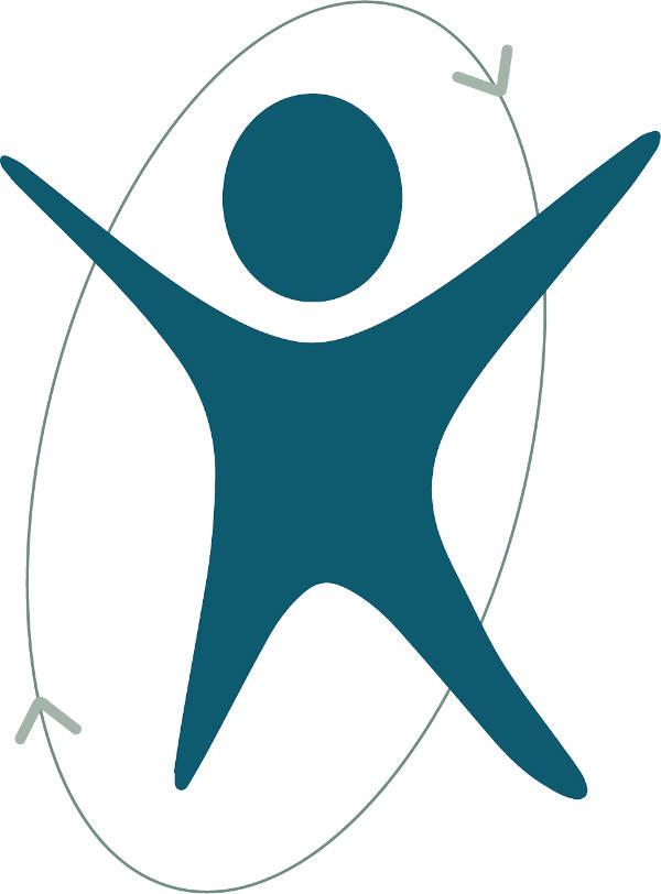 Burn-out centrum De Vallei - Logo - Poppetje